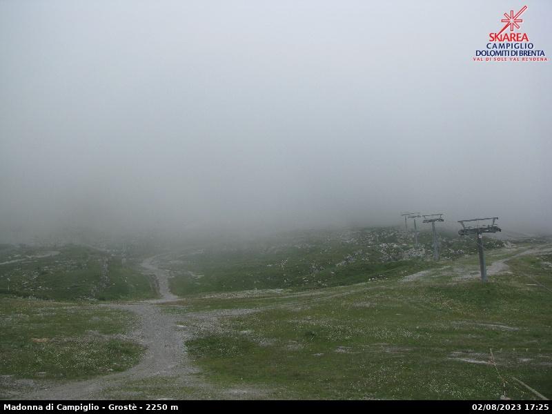 Madonna di Campiglio, Grostè and Snowpark